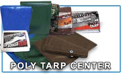 Shop for Poly Tarps at our Newark, DE Showroom