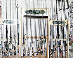 bait n reel superstore Selecting a fishing reel  fishing rods extend the angler's reach and leverage for casting lures or bait, and absorb the shock of a fish when it strikes.
