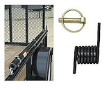 Torsion Ramp Springs, Hitch Pins and Ramp Gate Assists