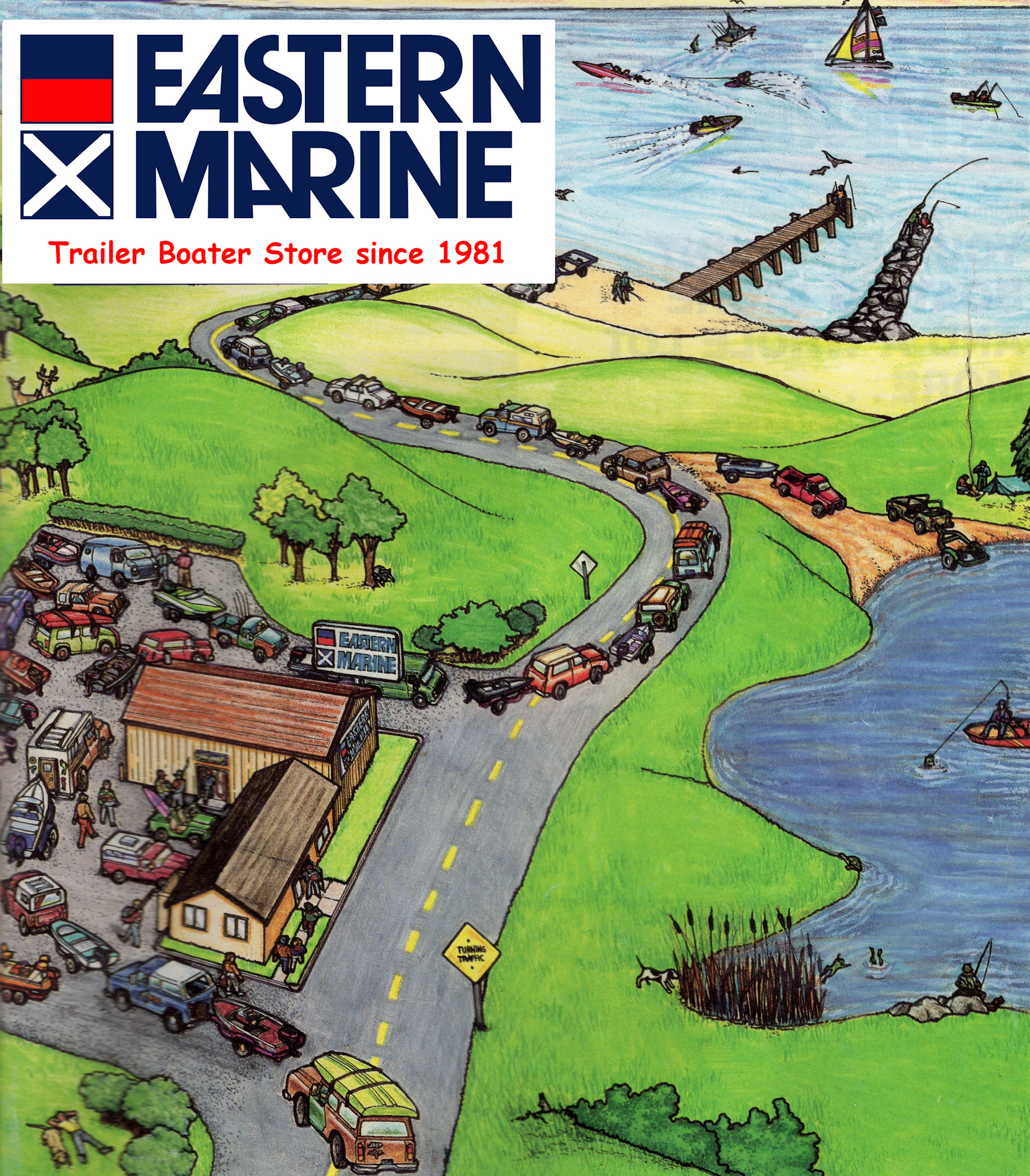 Trailer Boater Store