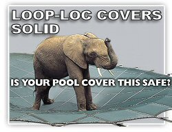 LOOP-LOC® Solid Safety Pool Covers