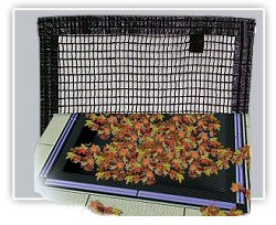 Leaf Net Pool Covers, Above-Ground