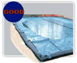 Economy Winter Pool Covers, In-Ground