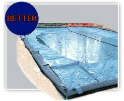 Heavy-Duty Winter Pool Covers, In-Ground