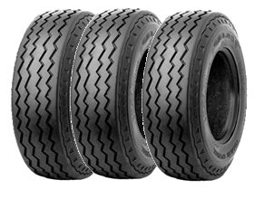 Heavy-Duty LT Truck-Trailer Tires