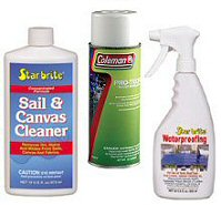 Fabric Maintenance and Repair Products