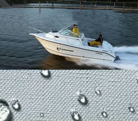 Carver Walk Around Cuddy Cabin Boat Covers I O At Easternmarine Com