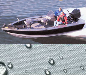 V Hull Side Console Fishing Boat Covers O B