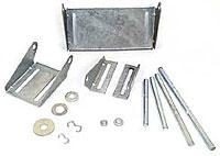 Boat Trailer Roller Brackets & Hardware