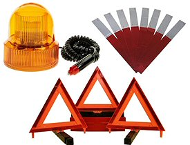 Safety Lights, Reflectors & Mirrors