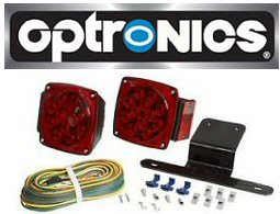 OPTRONICS LED Trailer Light Kits & Tail Lights