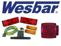 wesbar trailer light kits tail lights at trailer parts. Black Bedroom Furniture Sets. Home Design Ideas