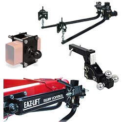 Weight-Distributing Hitch Kits and Components