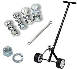 Trailer Hitch Balls & Hand Dolly
