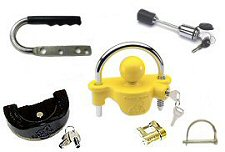 Coupler Locks, Repair Kits & Accessories