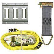 E-Track Strips, Straps & Accessories