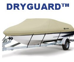 DryGuard™ Universal Fit Boat Covers