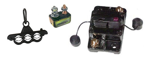 Electrical System and Air Hose Accessories