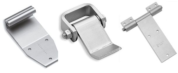 Swing Door Hinges And Hardware From Trailer Parts Superstore