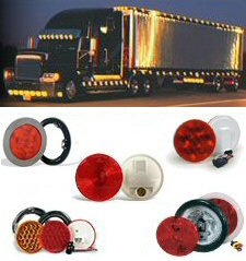 Stop/Tail/Turn Truck & Trailer Lights