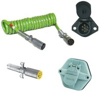 Electrical Hook-Up Cables, Plugs and Sockets