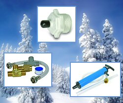 RV Winterizing Accessories