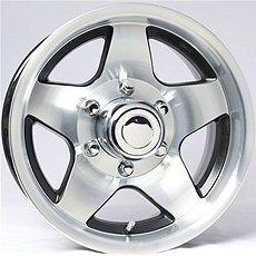 Mag Aluminum Trailer Wheels