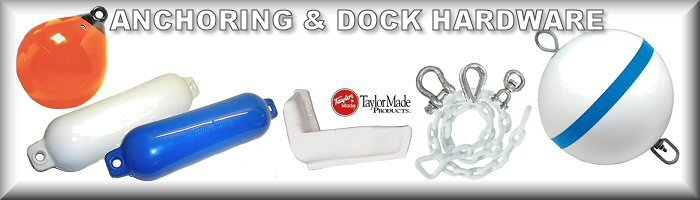 Anchoring, Mooring and Dock Hardware