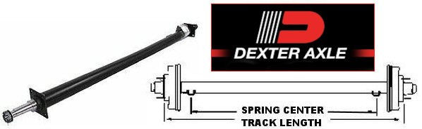 Dexter Brand Trailer Axles