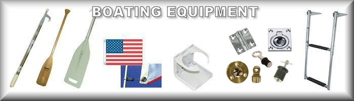 Boating Equipment and Hardware