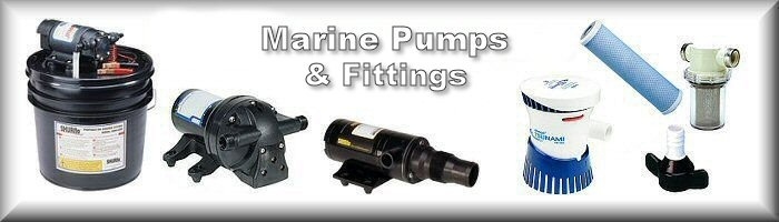 Boat Water System, Livewell and Bilge Pumps