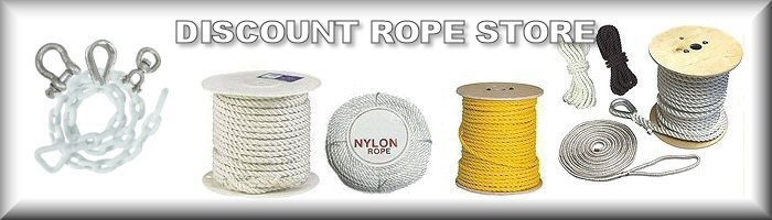 Anchorlines, Docklines and Bulk Rope