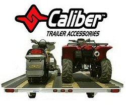 CALIBER Snowmobile and ATV Trailer Accessories