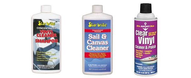 Marine Fabric Cleaners at Eastern Marine
