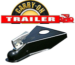 CARRY-ON Trailer Couplers and Safety Chains