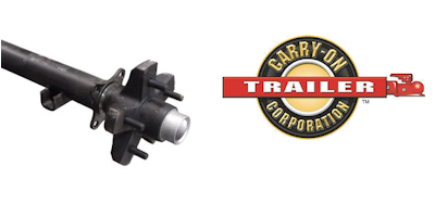 Carry-On Factory Replacement Axles