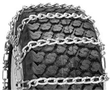 Snow Blower & Garden Tractor Tire Chains
