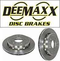 DEEMAXX Vented Trailer Disc Brakes