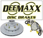 DEEMAXX Vented Trailer Disc Brakes