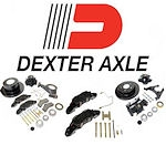 DEXTER Trailer Disc Brakes and Brake Parts