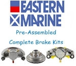 Complete E.O.H. Trailer Disc Brake Kits
