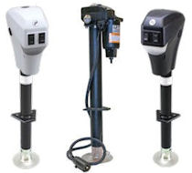 Electric Power Trailer Jacks