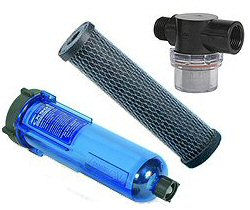 RV Fresh Water Filters & Strainers