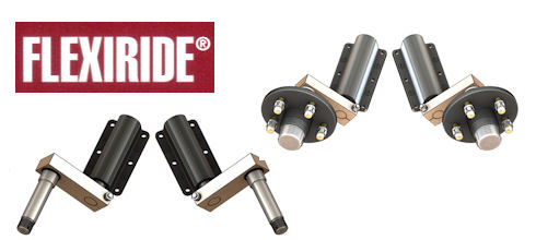 Flexiride® Torsion Trailer Axle Systems