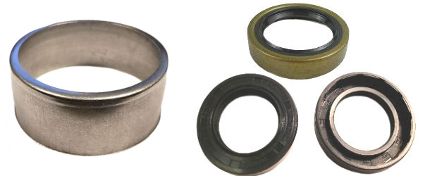 Grease Seals, Oil Seals and Spindle Wear Sleeves