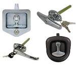 RV Door Handles, Latches and Locks