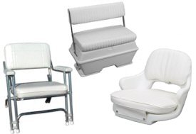 Boat Helm Seats & Benches