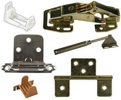 Cabinet Hinges, Hardware U0026 Door Guides