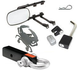 Trailer Hitch Locks & Accessories