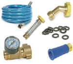 RV Water System Fittings, Parts and Hoses